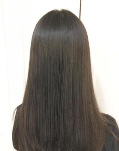 『うるツヤ美髪へ』